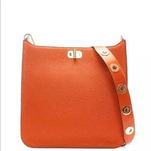 Handbags - Michael Kors orange Sullivan purse